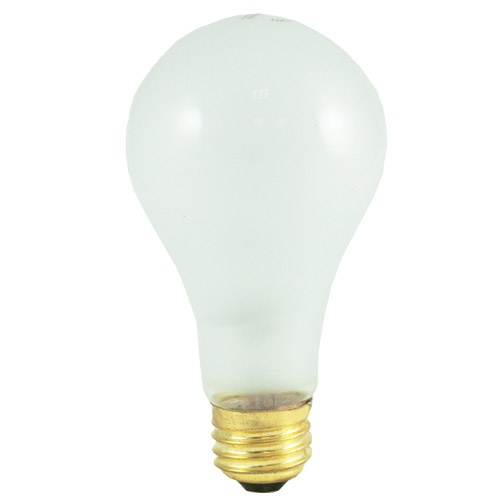 Bulbrite 102150 50 100 150w 3 way incandescent 120v soft white light bulb 3 way light bulbs