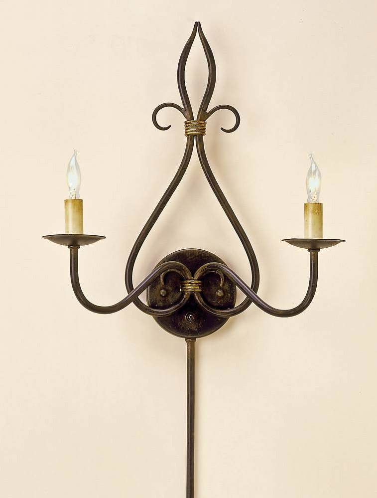 currey and company 5517 icon wall sconce. Black Bedroom Furniture Sets. Home Design Ideas