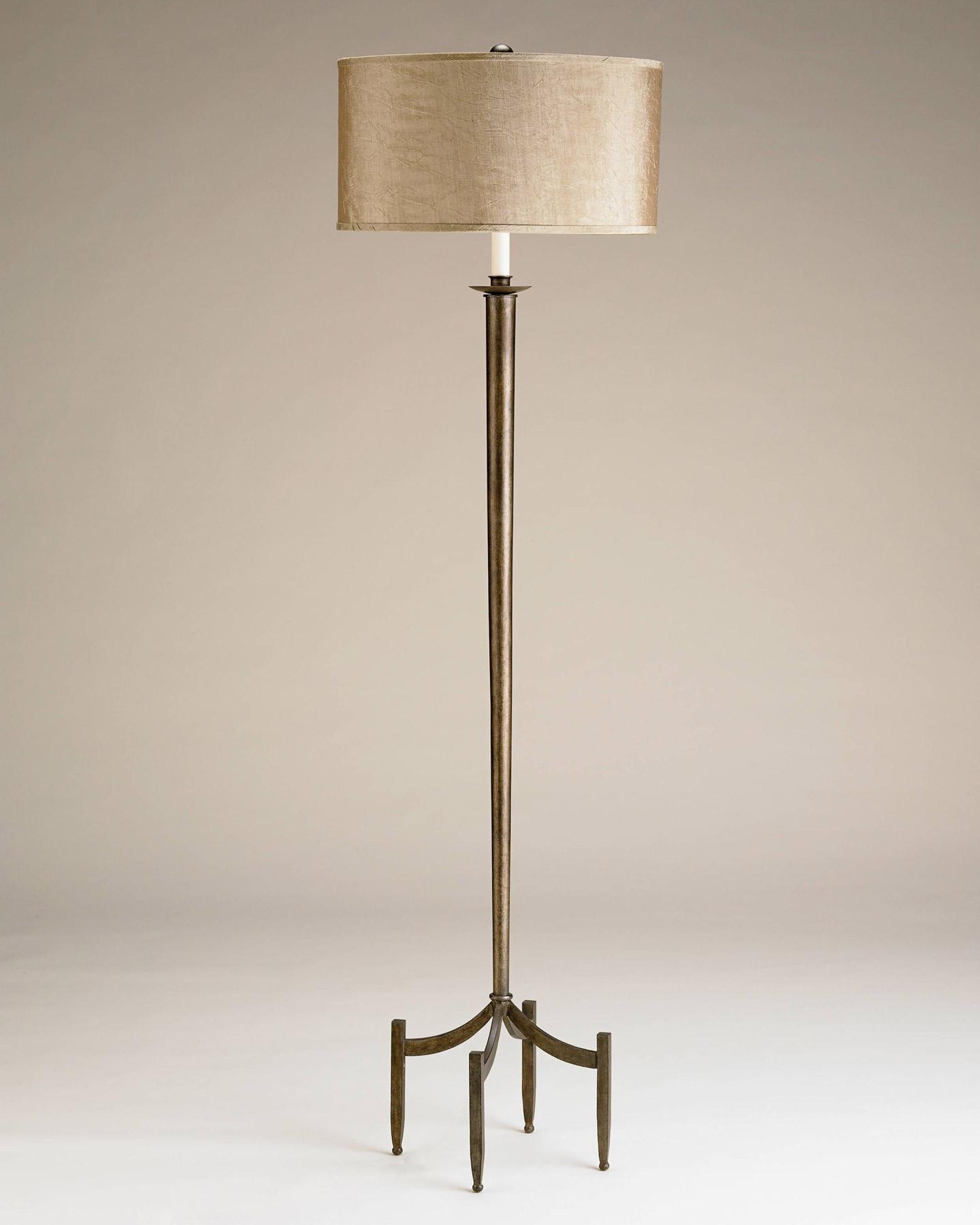 lamps floor lamps standard floor lamps currey and company. Black Bedroom Furniture Sets. Home Design Ideas