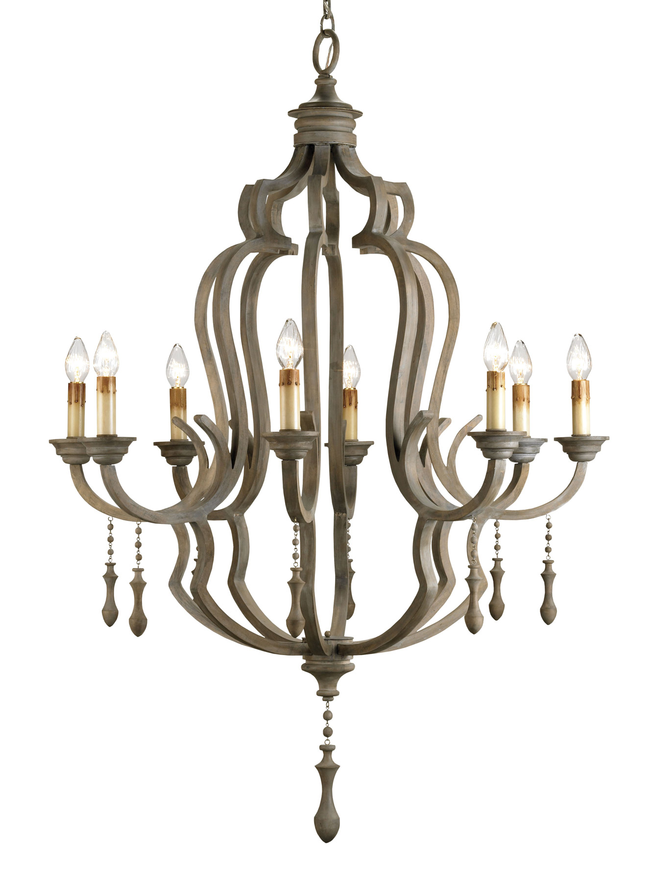 chandeliers multi tiered large chandeliers currey and company 9010. Black Bedroom Furniture Sets. Home Design Ideas