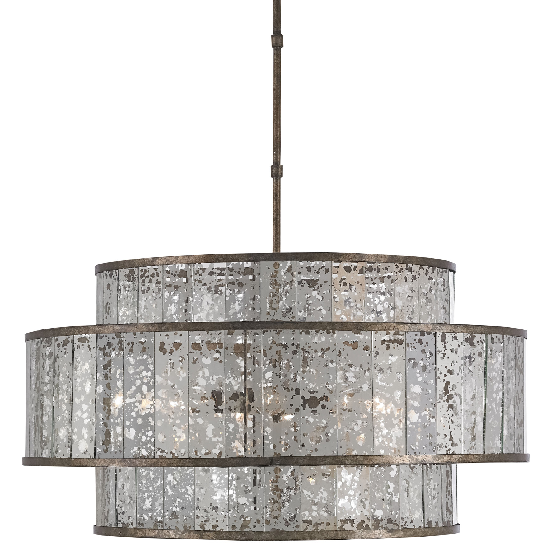 Currey and company 9454 fantine chandelier pendant aloadofball Choice Image