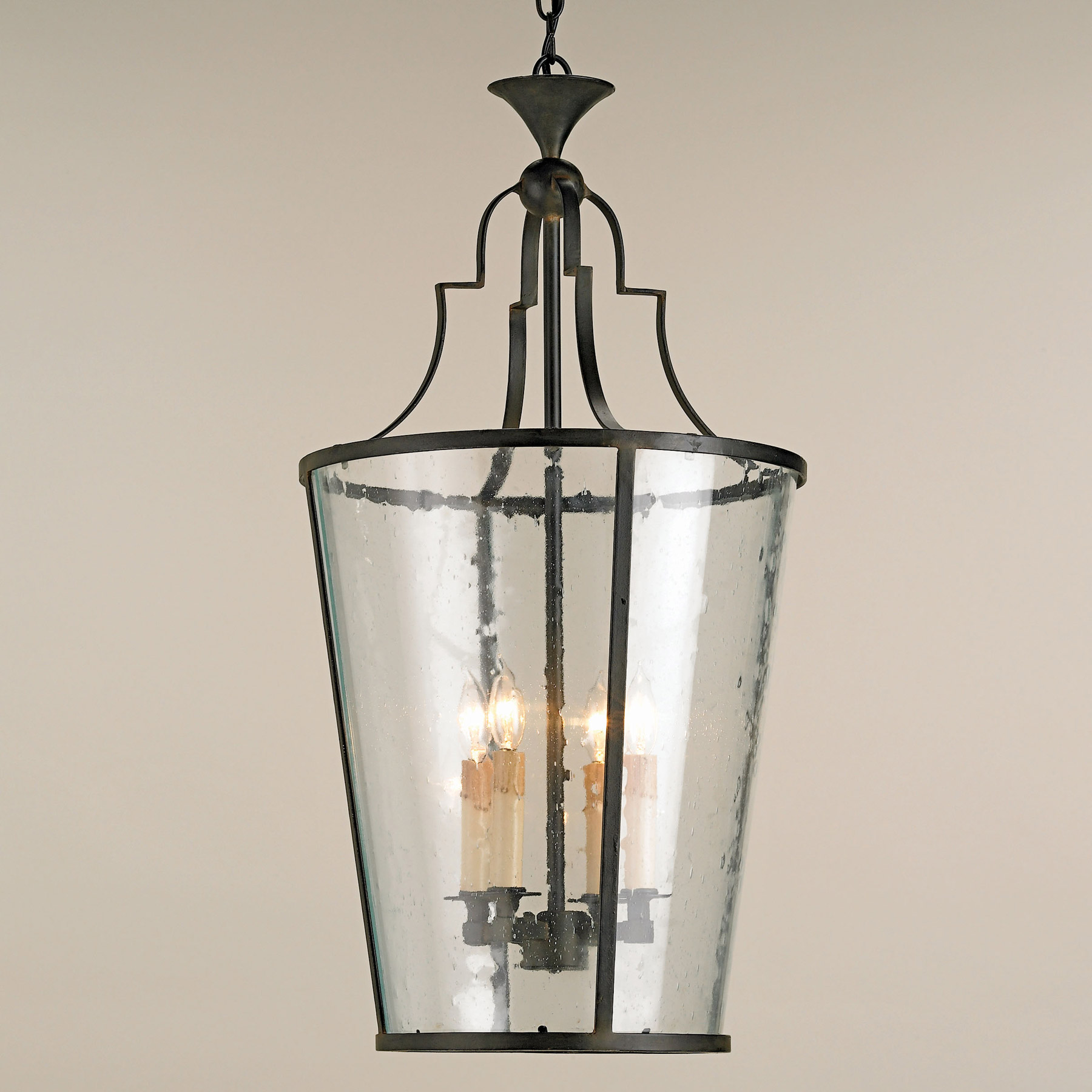Foyer Lighting Lantern : Currey and company fergus lantern