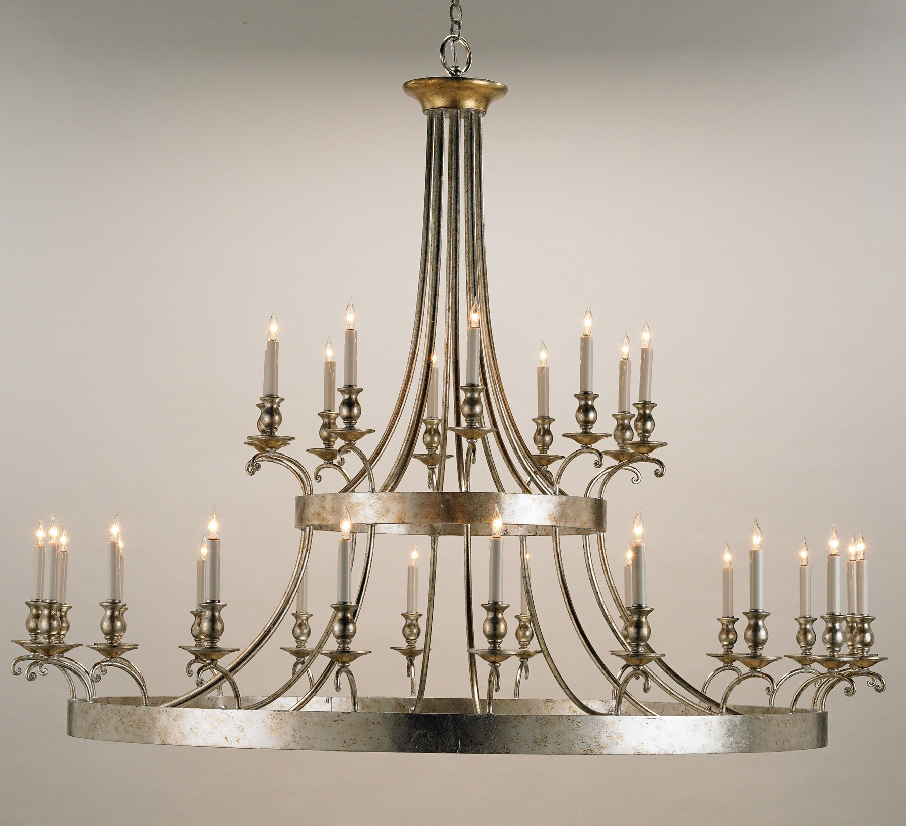 Currey And Company 9582 Lodestar Thirty Light Chandelier