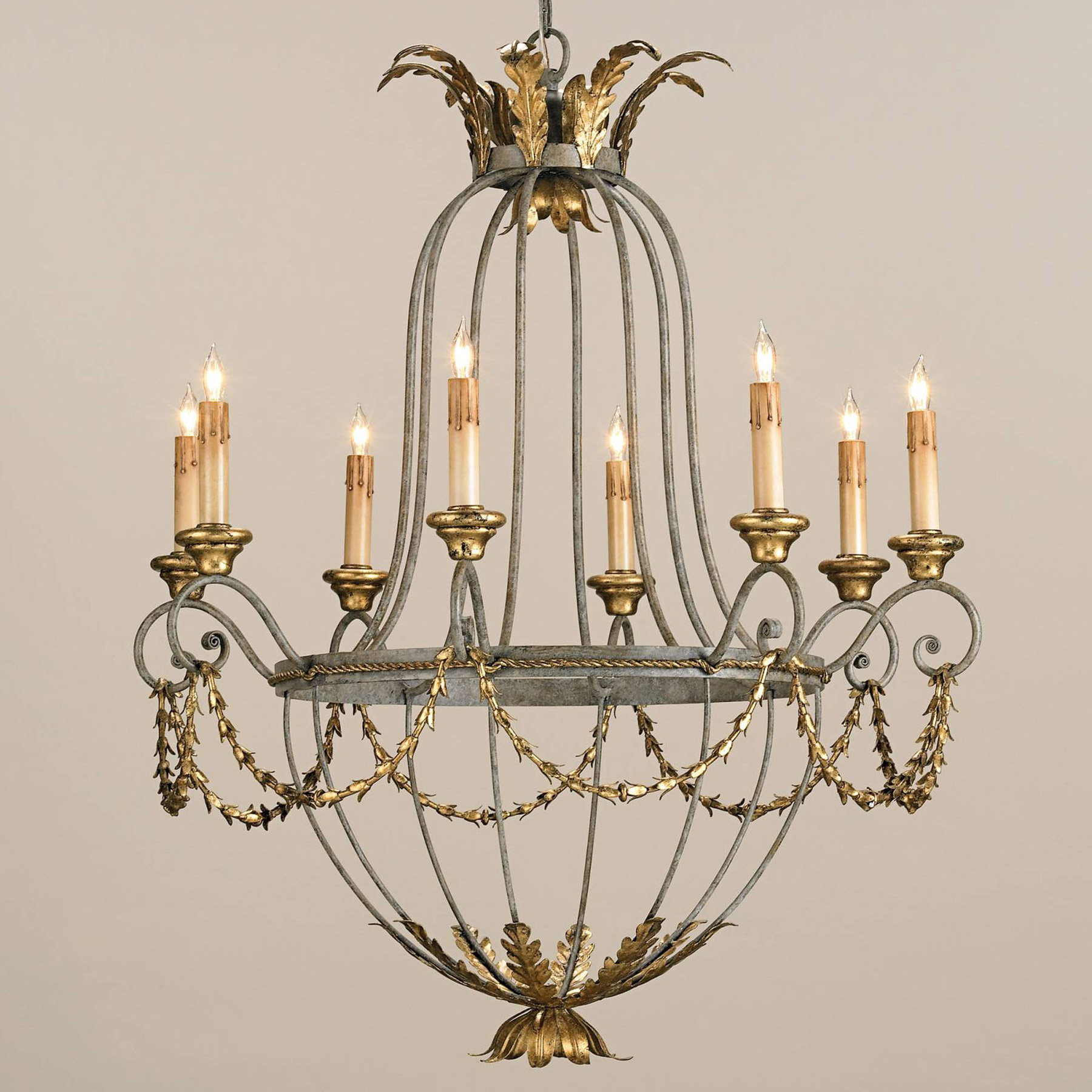 Currey And Company Orb Chandelier: Currey Lighting Chandeliers
