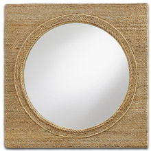 Currey and Company 1000-0004 Tisbury Mirror