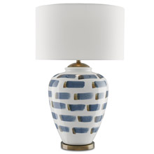 Currey and Company 6000-0019 Brushstroke Table Lamp