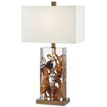 Currey and Company 6000-0030 Durban Table Lamp