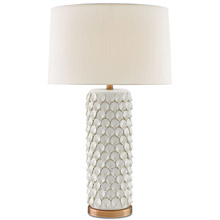 Currey and Company 6000-0067 Calla Lily Table Lamp