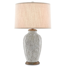 Currey & Company 6000-0090 Provenance Table Lamp