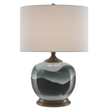 Currey & Company 6000-0109 Boreal Table Lamp