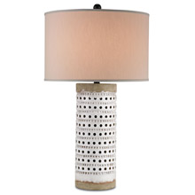 Currey and Company 6002 Terrace Table Lamp