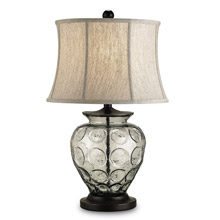 Currey and Company 6166 Vetro Table Lamp