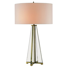 Currey and Company 6557 Crystal Lamont Table Lamp