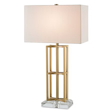Currey and Company 6801 Devonside Table Lamp