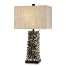 Currey and Company 6862 Villamare Table Lamp