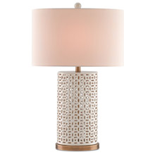 Currey and Company 6925 Bellemeade Oval Table Lamp