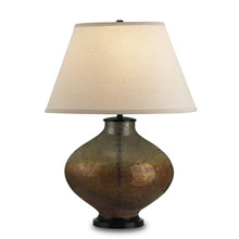 Currey and Company 6933 Pezzato Table Lamp