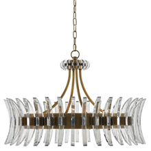 Currey and Company 9000-0014 Coquette Crystal Chandelier Pendant