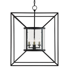 Currey and Company 9000-0022 Ennis Lantern