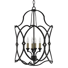 Currey and Company 9000-0024 Charisma Lantern