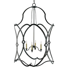 Currey and Company 9000-0025 Charisma Large Lantern
