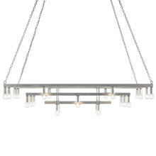 Currey and Company 9000-0039 Granby Large Square Chandelier
