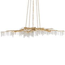 Currey and Company 9000-0040 Forest Light Chandelier