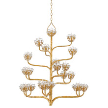 Currey & Company 9000-0157 Agave Americana Chandelier