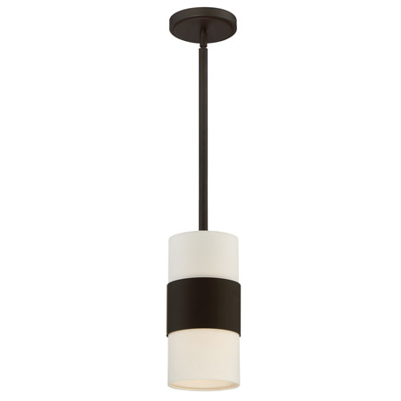 Crystorama 290-DB Grayson Libby Langdon for Crystorama Grayson 1 Light Dark Bronze Pendant - 290-DB