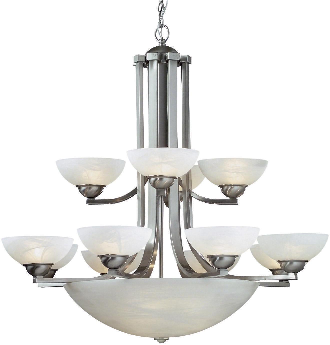 sc 1 st  L&s Beautiful & Dolan Designs 206-09 Fireside Fifteen Light Chandelier