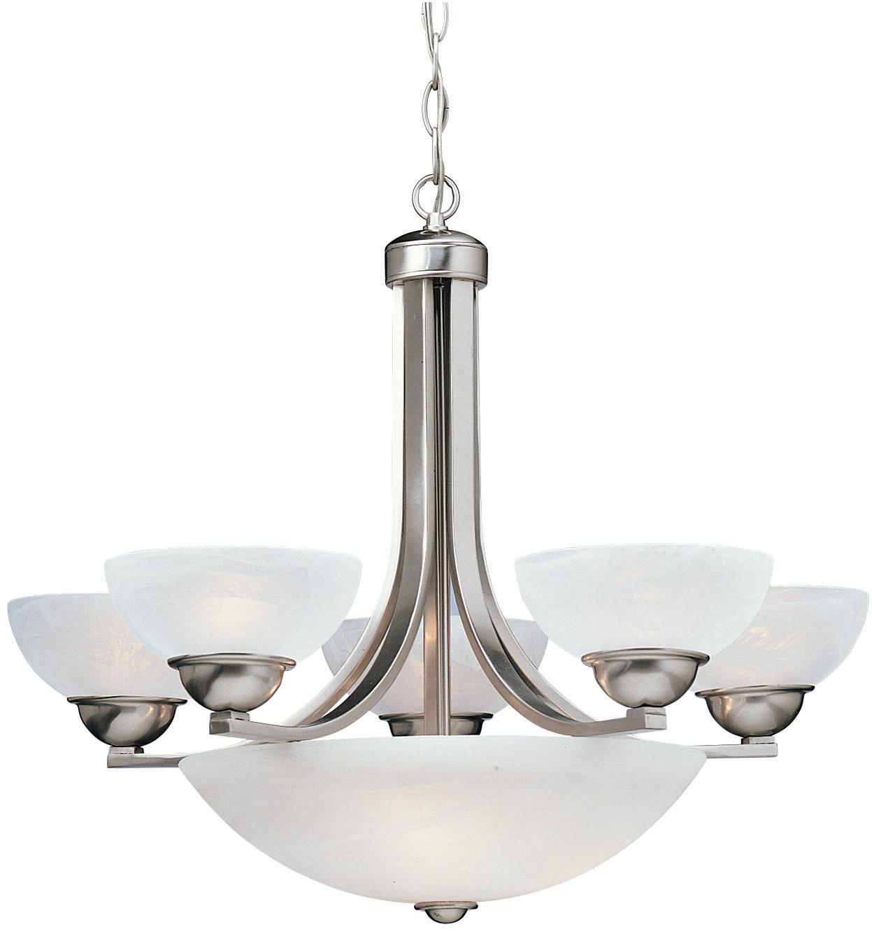 Dolan Designs 208 09 Fireside Eight Light Chandelier