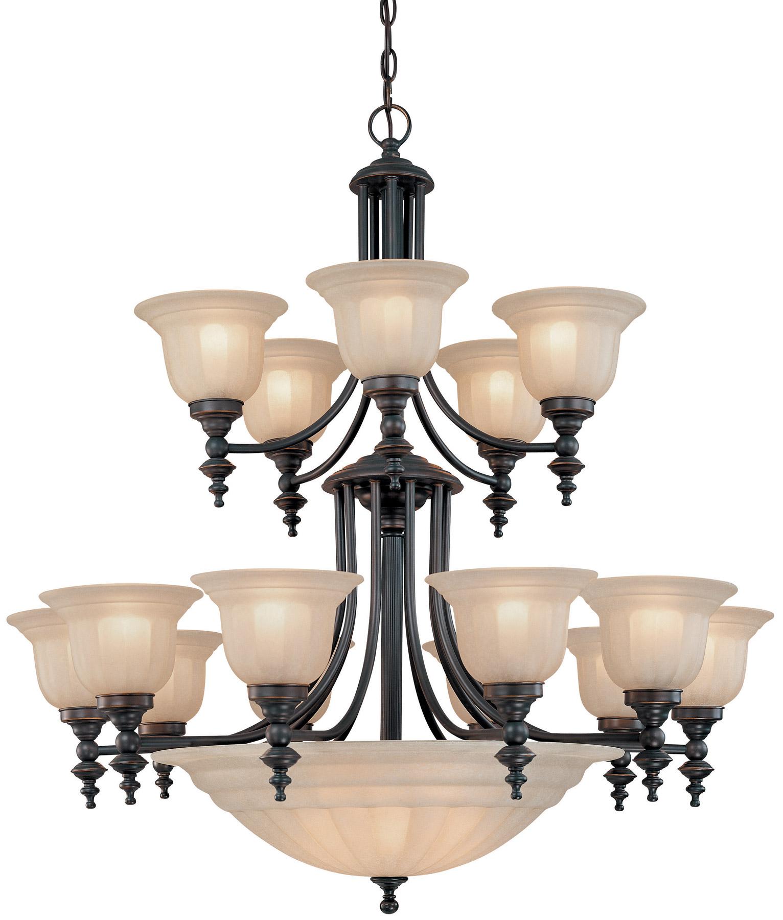 sc 1 st  L&s Beautiful & Dolan Designs 668-78 Richland Twenty Light Chandelier