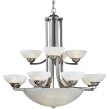 Dolan Designs 206-09 Fireside Fifteen Light Chandelier
