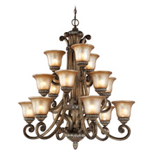 Dolan Designs 2403-162 Carlyle 3Tier Chandelier