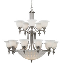 Dolan Designs 668-09 Richland Twenty Light Chandelier