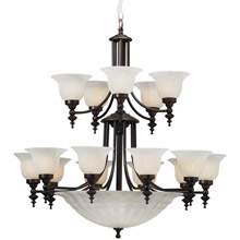 Dolan Designs 668-30 Richland Twenty Light Chandelier
