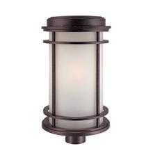 Outdoor post mounted light fixtures lamps beautiful dolan designs 9108 68 la mirage outdoor post mount aloadofball Choice Image