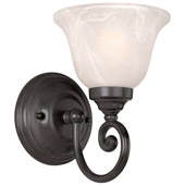 Traditional Wicker Park Wall Sconce - Dolan Designs 189-34