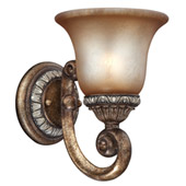 Carlyle 1 Arm Wall Sconce - Dolan Designs 2406-162