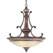 Traditional Bonita Inverted Pendant - Dolan Designs 2644-211