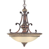Traditional Bonita Inverted Pendant - Dolan Designs 2647-211
