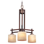 Roxbury 3Lt Chandelier - Dolan Designs 2818-133