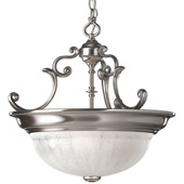 Transitional Richland Inverted Pendant - Dolan Designs 527-09