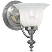 Transitional Richland Wall Sconce - Dolan Designs 667-09