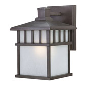 Craftsman/Mission Barton Outdoor Wall Sconce - Dolan Designs 9110-34