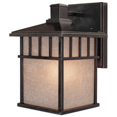 Craftsman/Mission Barton Outdoor Wall Sconce - Dolan Designs 9115-68