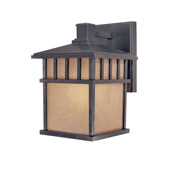 Craftsman/Mission Barton Outdoor Wall Sconce - Dolan Designs 9117-68