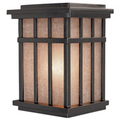 Craftsman/Mission Freeport Outdoor Wall Sconce - Dolan Designs 9142-68
