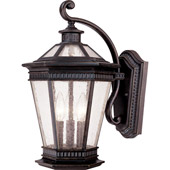 Traditional Vintage Outdoor Wall Sconce - Dolan Designs 9195-68