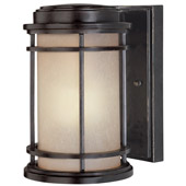 Craftsman/Mission La Mirage Energy Star Outdoor Wall Sconce - Dolan Designs 9203-68